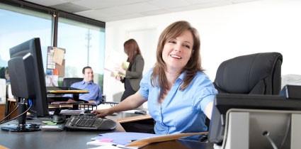 چگونه در محیط کار شاد باشیم؟